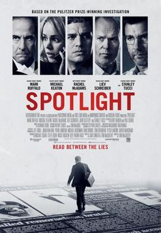 SPOTLIGHT (2015) Stars: Rachel McAdams, Liev Schreiber, Mark Ruffalo, Michael Keaton, Stanley Tucci