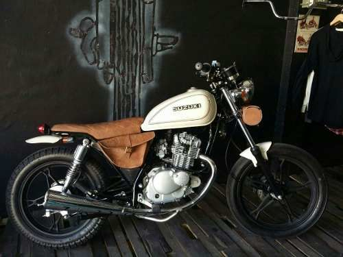 cafe racer-scramblers-trackers-bobbers!!! gsbikes