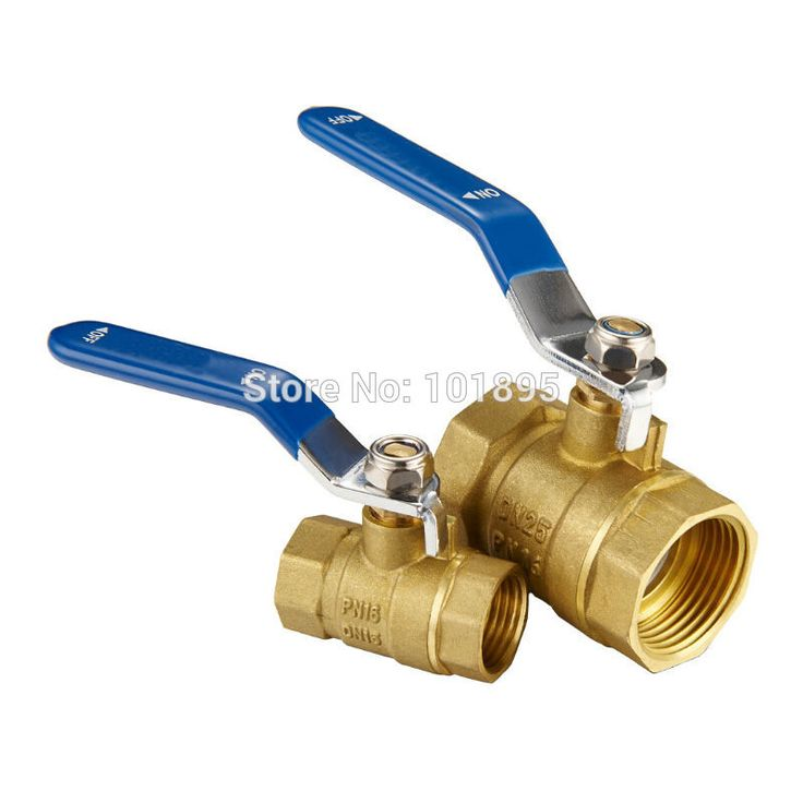 Good Quality DN15 to DN25 of Brass Material Water Pipe Ball Valve X23042
