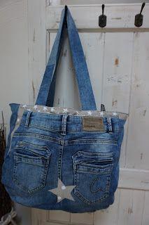 PedisHandmade, Beachbag aus alter Jeans, https://de.dawanda.com/product/83763855-beachbag-naehen-e-book-strandtasche-upcycling