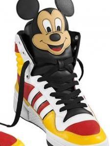 Купить adidas обувь микки маус