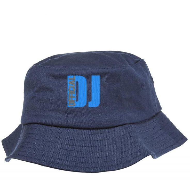 dj official Bucket Hat