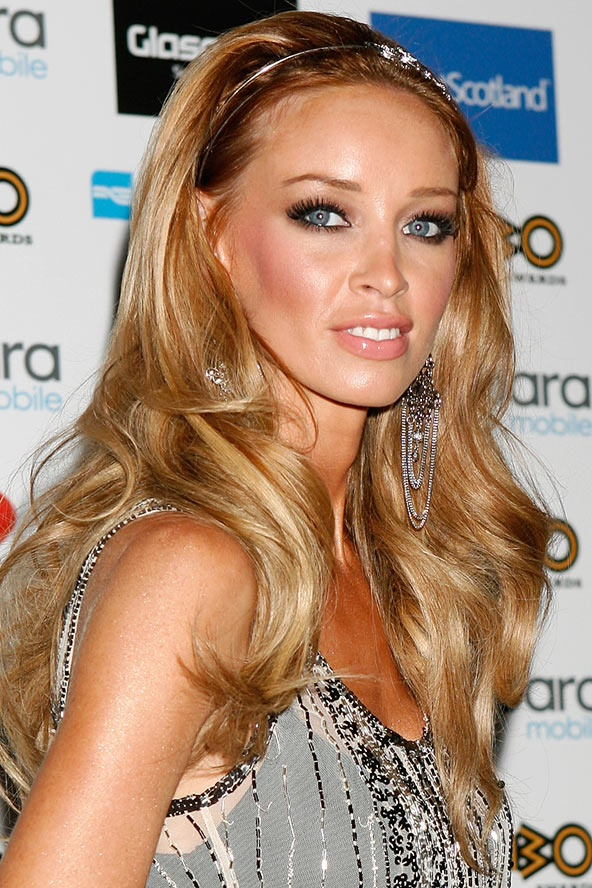 Crystal Clear fan Lauren Pope http://crystalclear.co.uk/social/crystal-clear-at-the-mobo-awards-2012/