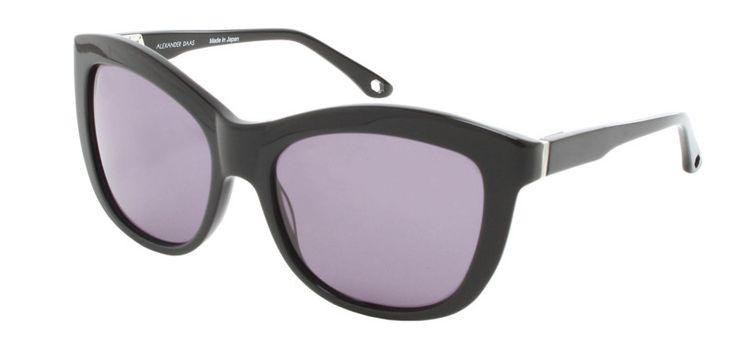 Mode Polarisierte Sonnenbrille Inlay Katze Katzen Sonnenbrille Damen Sonnenbrille Lila Rahmen Lila Linse C5 waADtlK