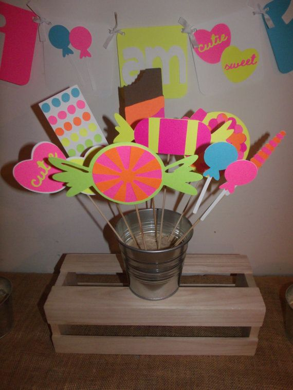 Best images about candyland centerpieces on pinterest