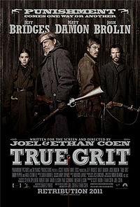 Железная хватка  True Grit