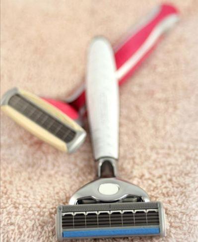lâmina de barbear - Foto: Getty Images