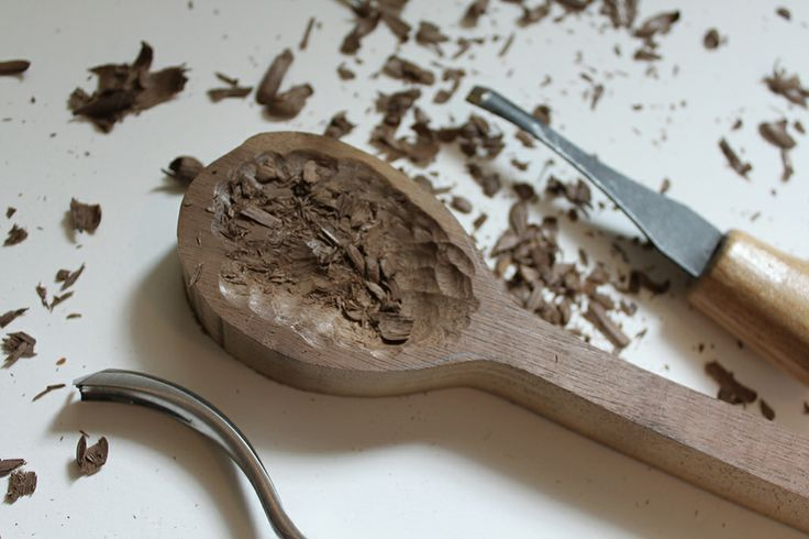DIY: How to carve your own wooden spoons — Maker and product stories | Fairgoods