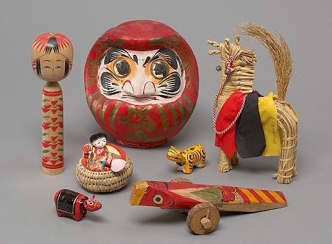 japanese folk toy examples