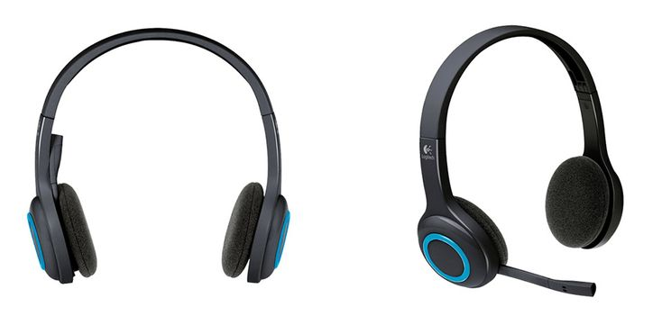 Logitech H600 Wireless Headset [981-000462] : PC Case Gear