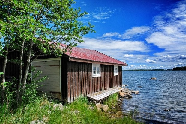 Finland, my home.I miss my country so badly. Specially the summer.