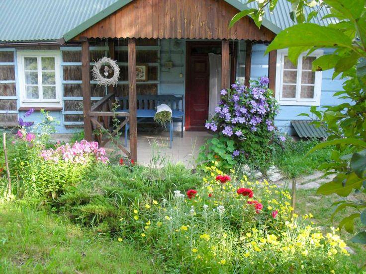 Niebieska chatka, Sułów, Woj. Lubelskie