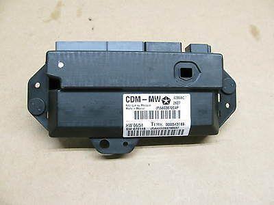 Mopar Drivers Door Window Memory Control Module 56038722ap #car #truck #parts #computer, #chip, #cruise #control #other #56038722ap