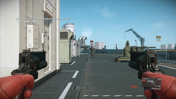Metal Gear Solid 5s Next Update Makes Revolver Ocelot Playable
