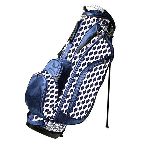 Glove It Ladies Golf Stand Bags - Indigo   via @lorisgolfshoppe