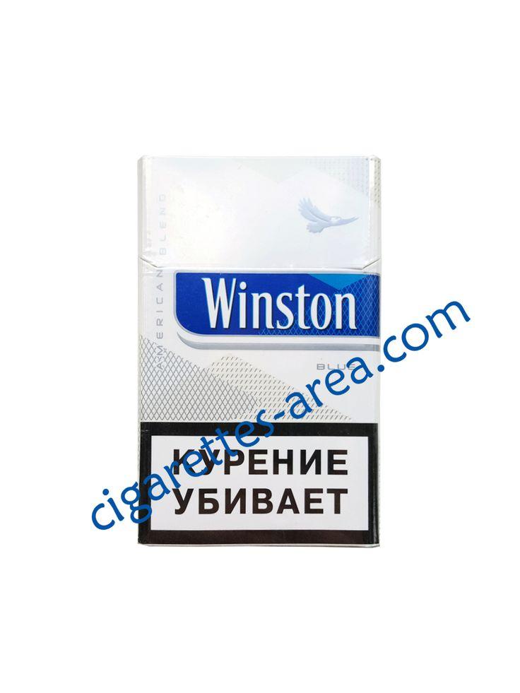 Winston Blue (RU) cigarettes