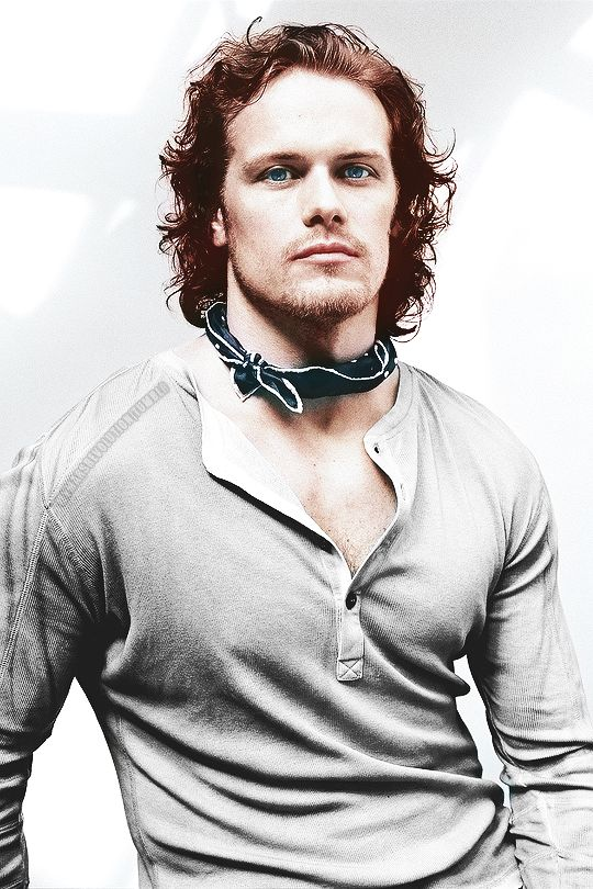 "mymarsrevolution: "" Sam Heughan 