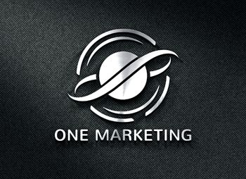 Marketing company logo design by Paul Cristian at Coroflot.com
