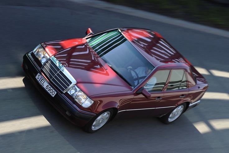 Mercedes-Benz 500 E (W124), 1991