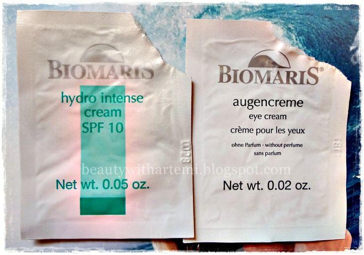 Η Άρτεμη Ν. και το Beauty with Artemi, γράφουν για την Biomaris!!  http://beautywithartemi.blogspot.gr/2013/05/biomaris.html