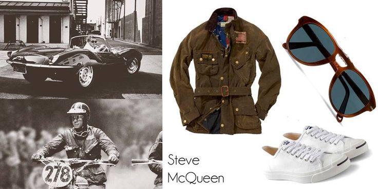 We love Steve McQueen. We love Persol ♥  #oculos #de #sol #714 #sm #edicao #limitada #limited #look #modasolar