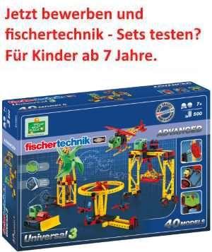 Spielzeug testen? Komm, wir bauen einen Bulldozer mit Raupenketten oder ein Kran mit Seilwinde - ClevereFrauen.de
