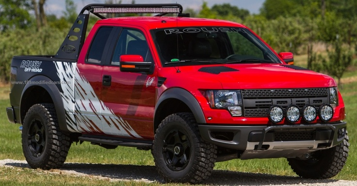 Modified Ford F-150 SVT Raptor (12th generation)  http://www.101modifiedcars.com/2013/03/28/modified-ford-f-series-f-150-supercab-stx-truck-12th-generation/