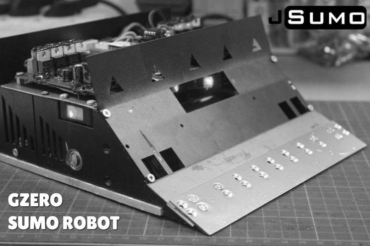 GZERO SUMO ROBOT