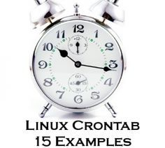 Linux Crontab - An experienced Linux sysadmin knows the importance of running the routine maintenance jobs in the background automatically.