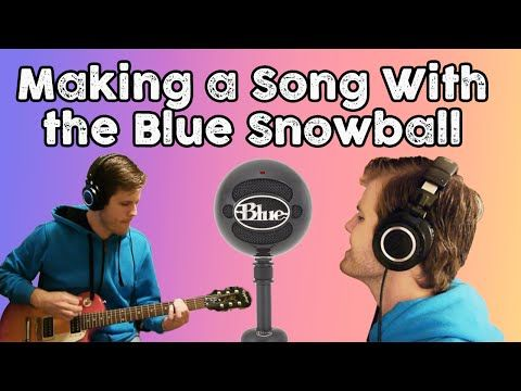 Making a Song With the Blue Snowball Microphone (Drums, guitars, vocals, etc.) - Tronnixx in Stock - http://www.amazon.com/dp/B015MQEF2K - http://audio.tronnixx.com/uncategorized/making-a-song-with-the-blue-snowball-microphone-drums-guitars-vocals-etc/