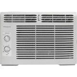 #9: Frigidaire FFRA0511R1 5 000 BTU 115V Window-Mounted Mini-Compact Air Conditioner with Mechanical Controls 15 x 16 x 12 inches