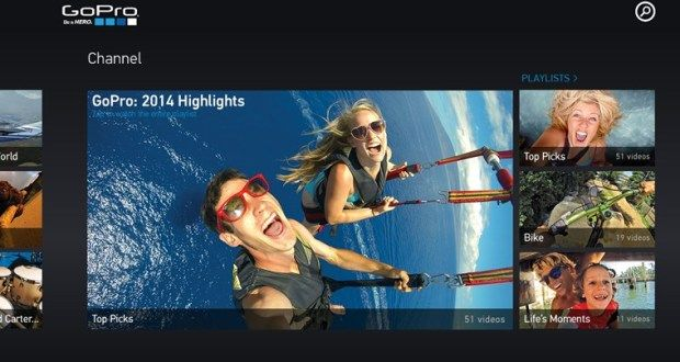 Welcome to the GoPro Channel on Home windows eight.1. Watch the newest GoPro movies, and expertise l...