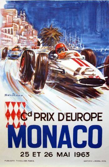 Monaco Grand Prix - 1963