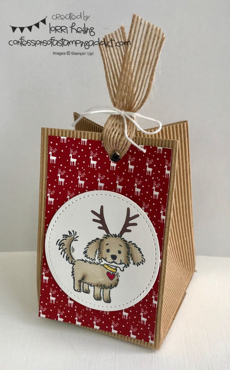 Stampin' Up Awards! And Bella Christmas Treat! :: Confessions of a Stamping Addict