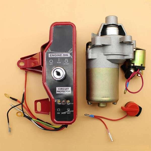 16 Honda Gx270 Electric Start Wiring Diagram Wiring Diagram Wiringg Net Starter Motor Honda Petrol Generator