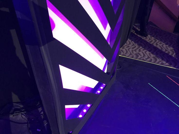 Arrow Boxes | Church Stage Design Ideas