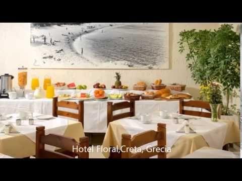 Hotel Floral,Creta, Grecia