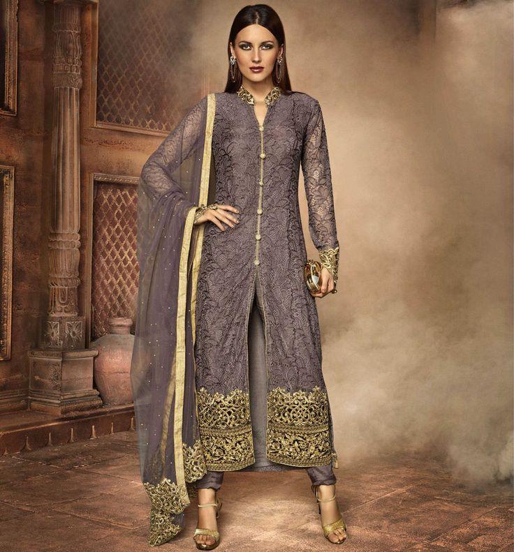 Designer Anarkali Pakistani Salwar Kameez Suit Traditional Indian Bollywood #NA #SalwarKameez