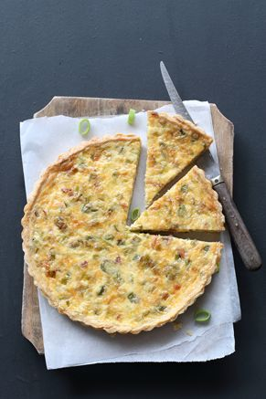 Check out what I found on the Paula Deen Network! Crab Quiche http://www.pauladeen.com/crab-quiche