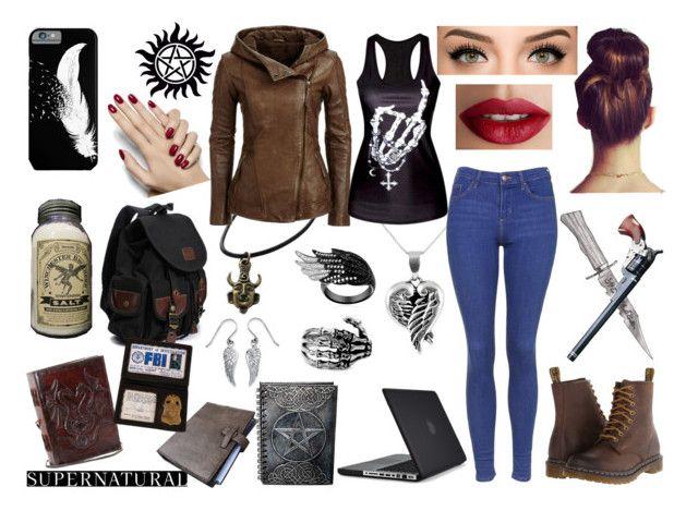 Winchester Style - female version | SPN by alex-aki on Polyvore