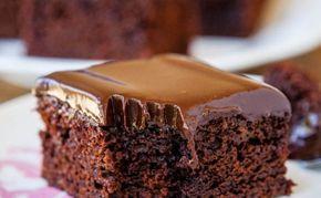Najjednoduchší a najlepší čokoládový koláčik len z jedného vajíčka - Báječná vareška