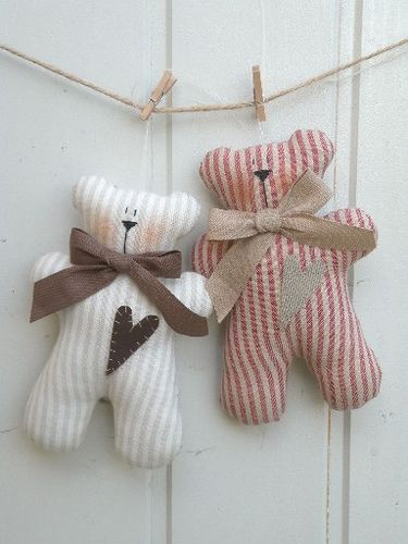 sweet bear - my pattern by countrykitty, via Flickr