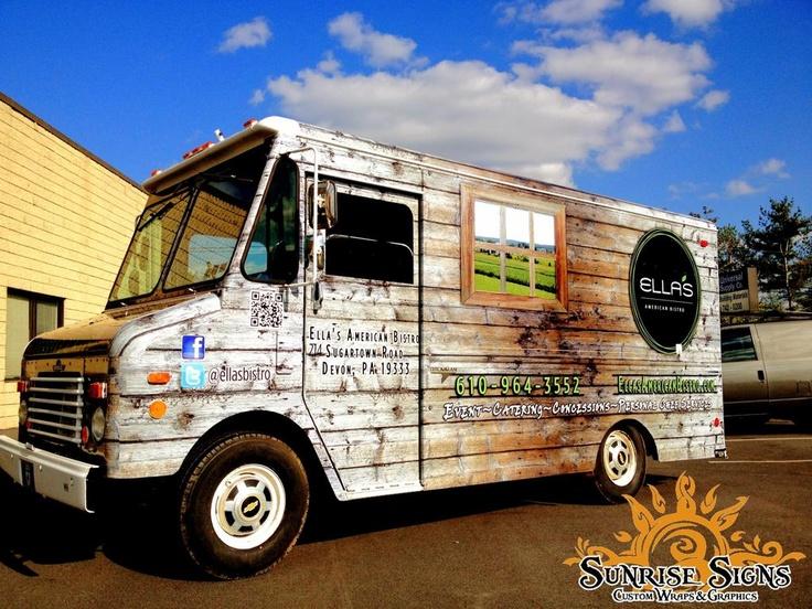 Wrap Food Truck Maui