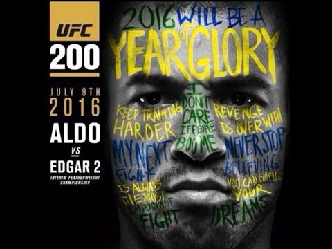 awesome Responses to UFC 200 card on Twitter (Conor McGregor vs Nate Diaz, Aldo vs Edgar)