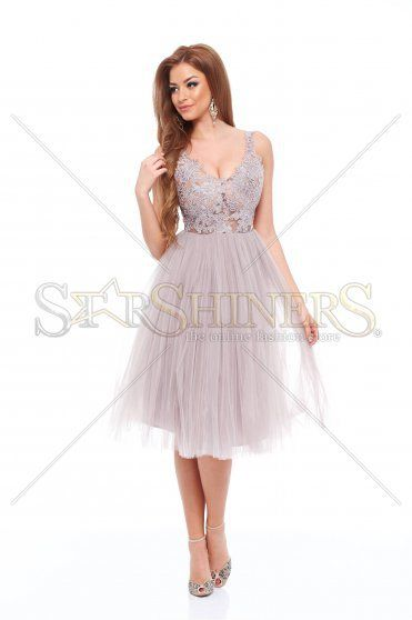 Ana Radu Magical Lila Dress