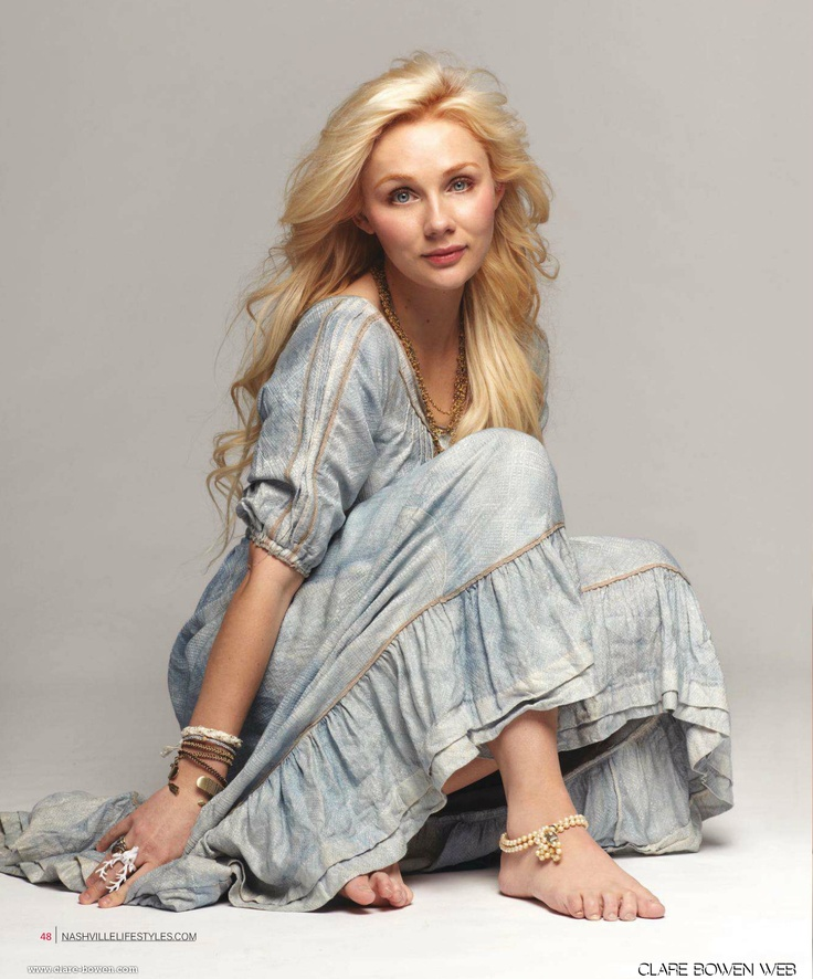 Clare Bowen Holy gorgeous, batman. She's beautiful. ANd she's adorable and tiny
