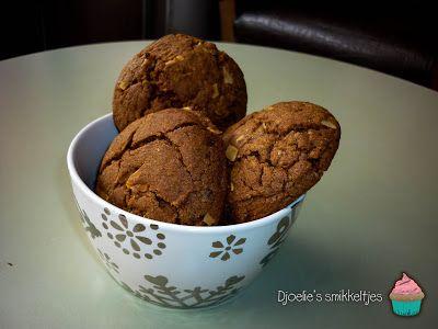 Djoelie's smikkeltjes: RECEPT: Chocolat chip speculoos