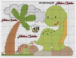 Gallery.ru / Фото #76 - toalhas infantis 5 - tekere205