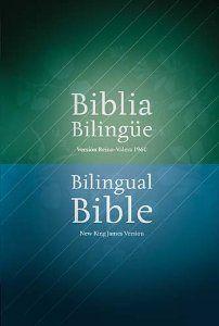 Biblia bilingue RVR1960 / NKJV (Spanish Edition) by RVR 1960- Reina Valera 1960. $19.79. 1608 pages. Publisher: Grupo Nelson; Bilingual edition (October 26, 2010). Publication: October 26, 2010