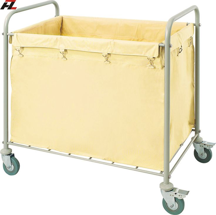High QualityHousekeeping Linen Laundry Trolley-Laundry Trolleys